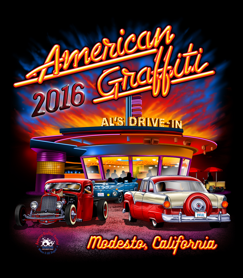 american graffit Where were you in '62 that was the tag line from the marketing campaign for american graffiti (1973) and it seemed to bring back a flood of memories for moviegoers who first caught the film on its initial release.