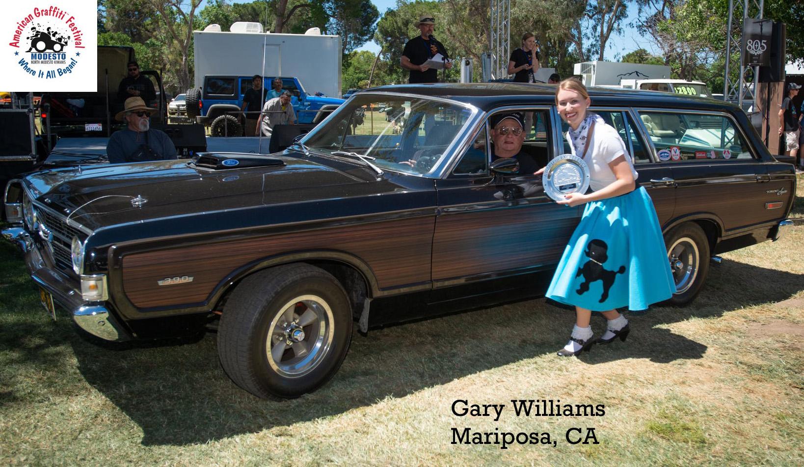American Graffiti Festival Classic Car Show 2018 Winner