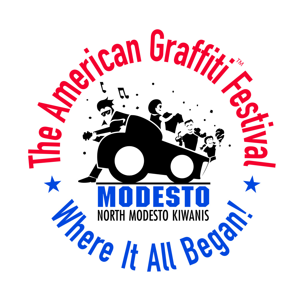 Save the Date - American Graffiti Festival by N Modesto Kiwanis